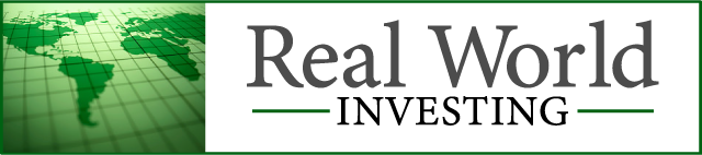 Real World Investing logo