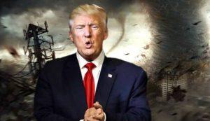 Chaos Rules: DOJ Turmoil, Tariffs Tank Stocks