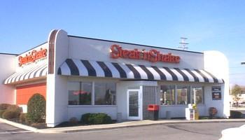 Steak n Shake Outside