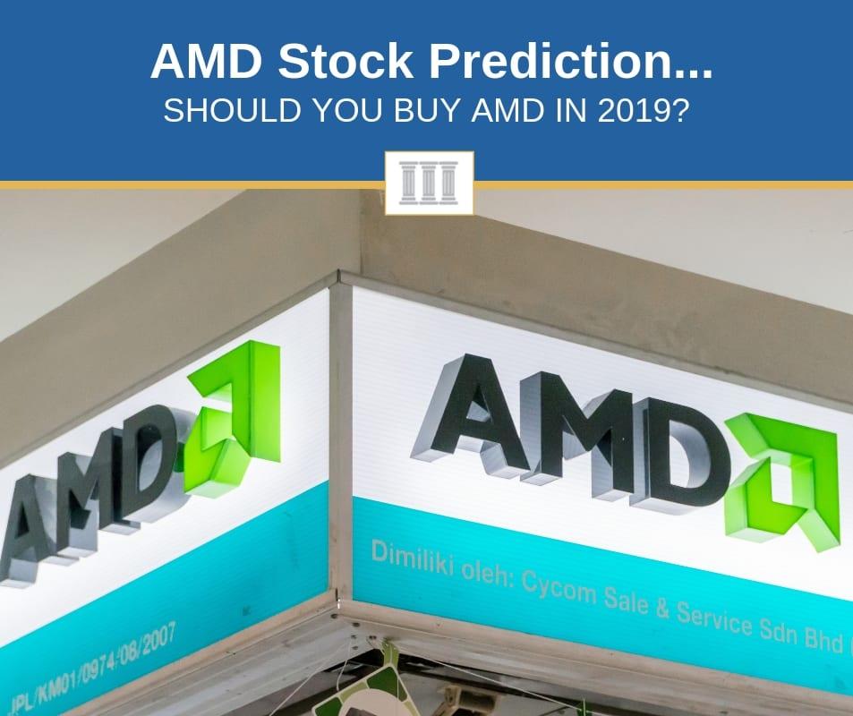 amd stock price prediction