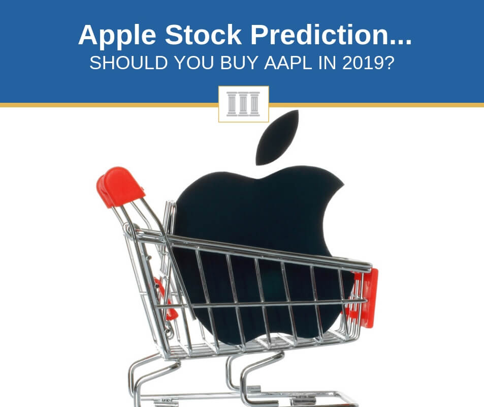 Our Apple Stock Prediction In 2019 (Buy or Sell