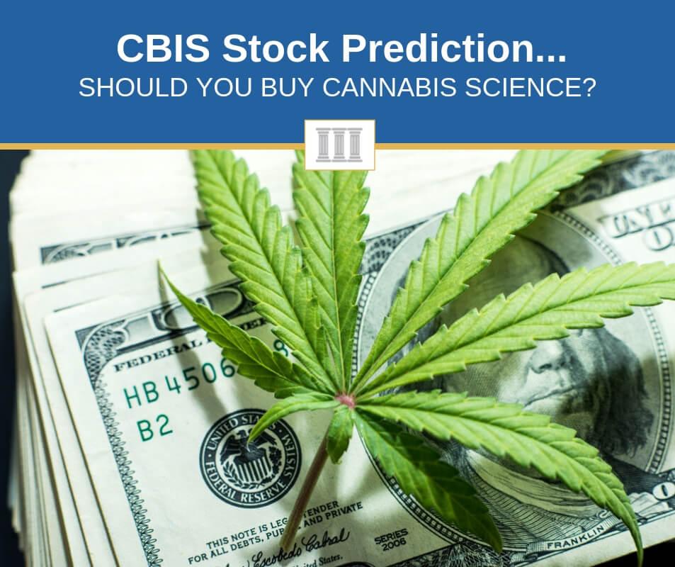 cbis stock predictions