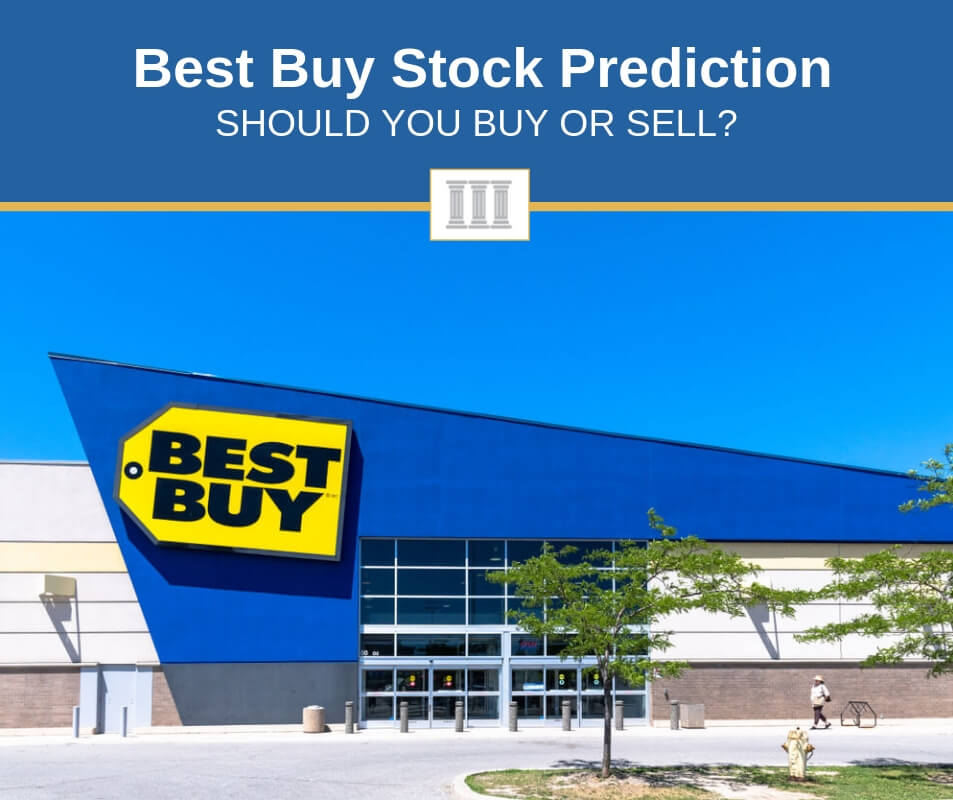 best buy stock prediction