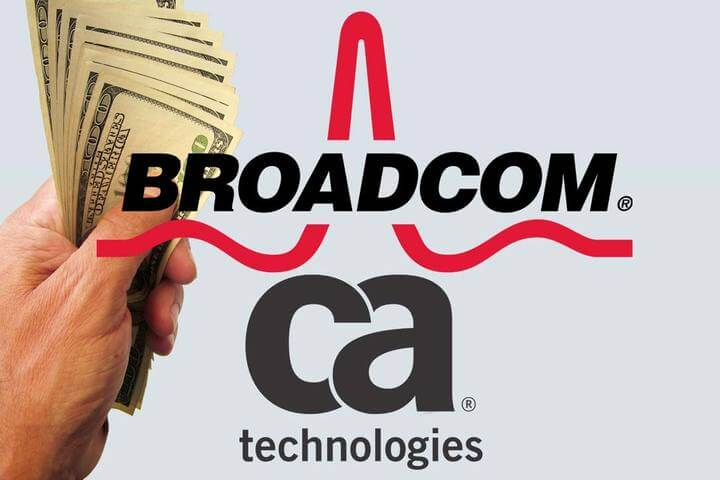 Broadcom technology growth coming into 2019