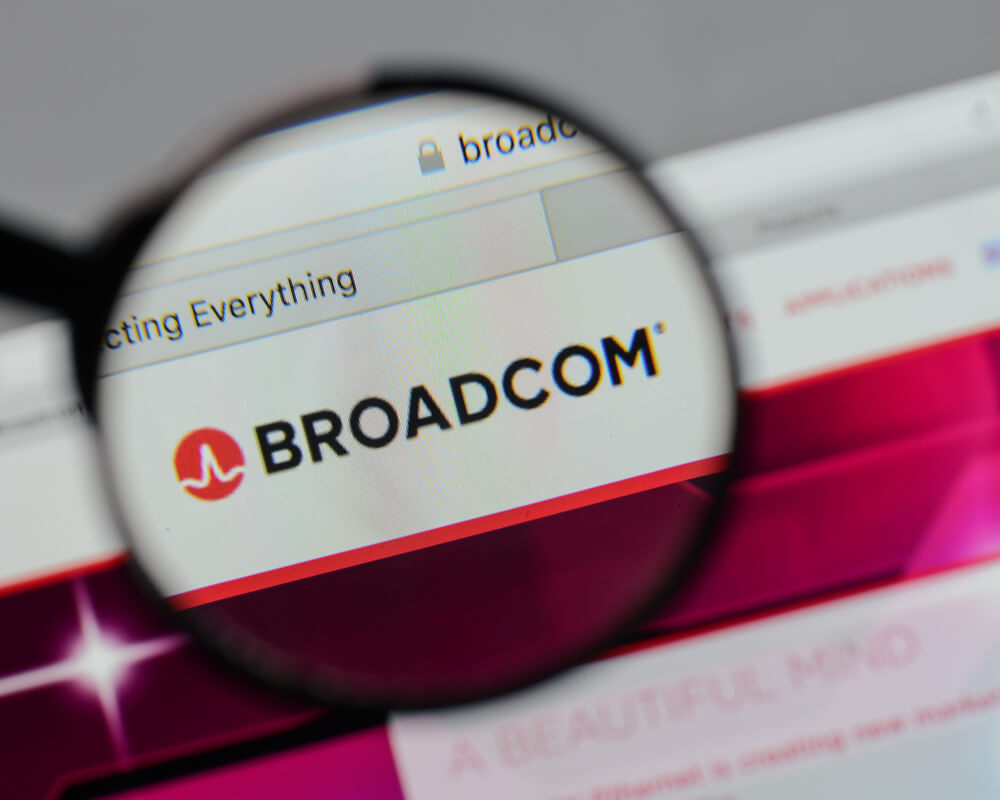 broadcom is getting more popular
