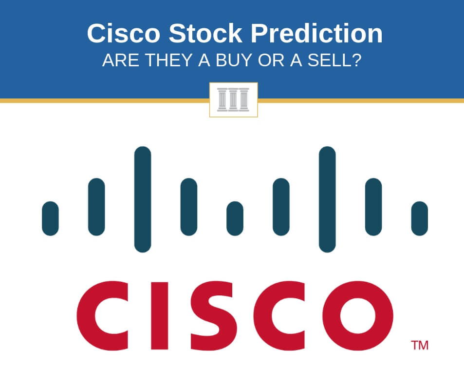 cisco stock prediction