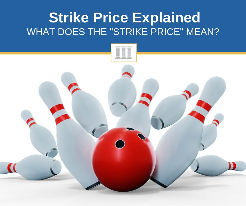 options strike price explained simply