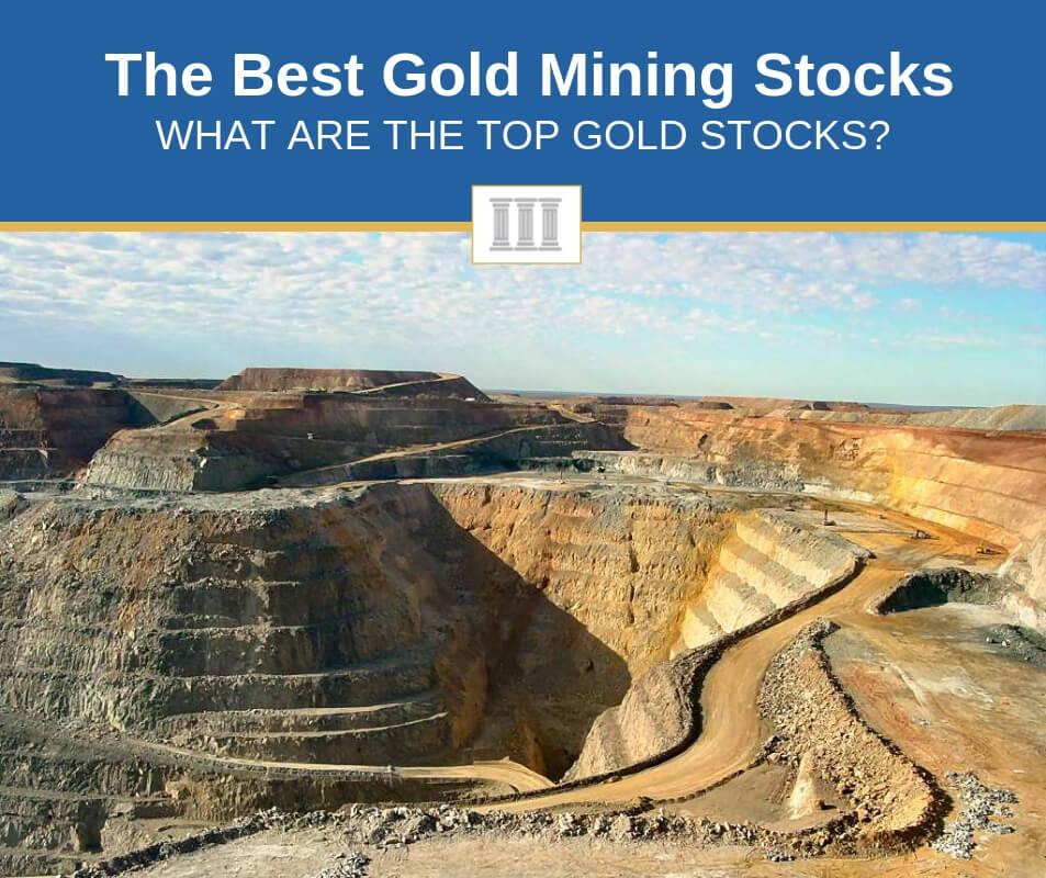 best gold mining stocks