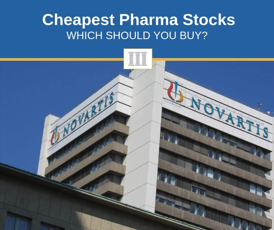 Cheapest Pharmaceutical stocks to buy right now