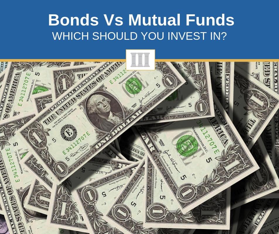bonds vs mutual funds differences comparison
