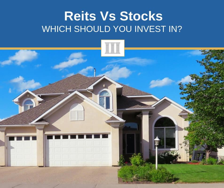 reits vs stocks differences comparison