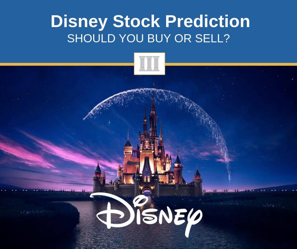 disney stock prediction
