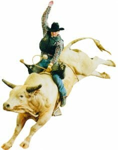 How to Ride The Bull…Without Falling Off