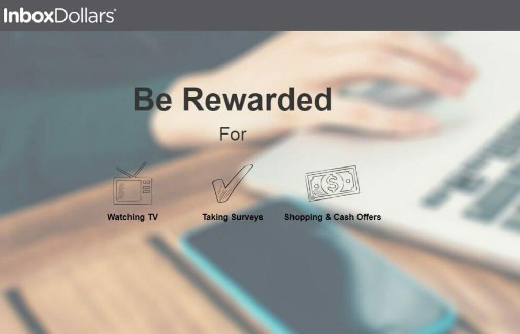 Inbox Dollars review survey site