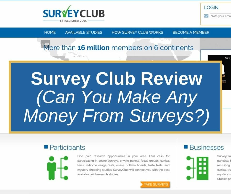 survey club review is this company legit