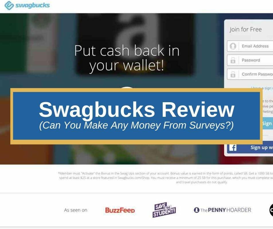 swagbucks review is this company legit