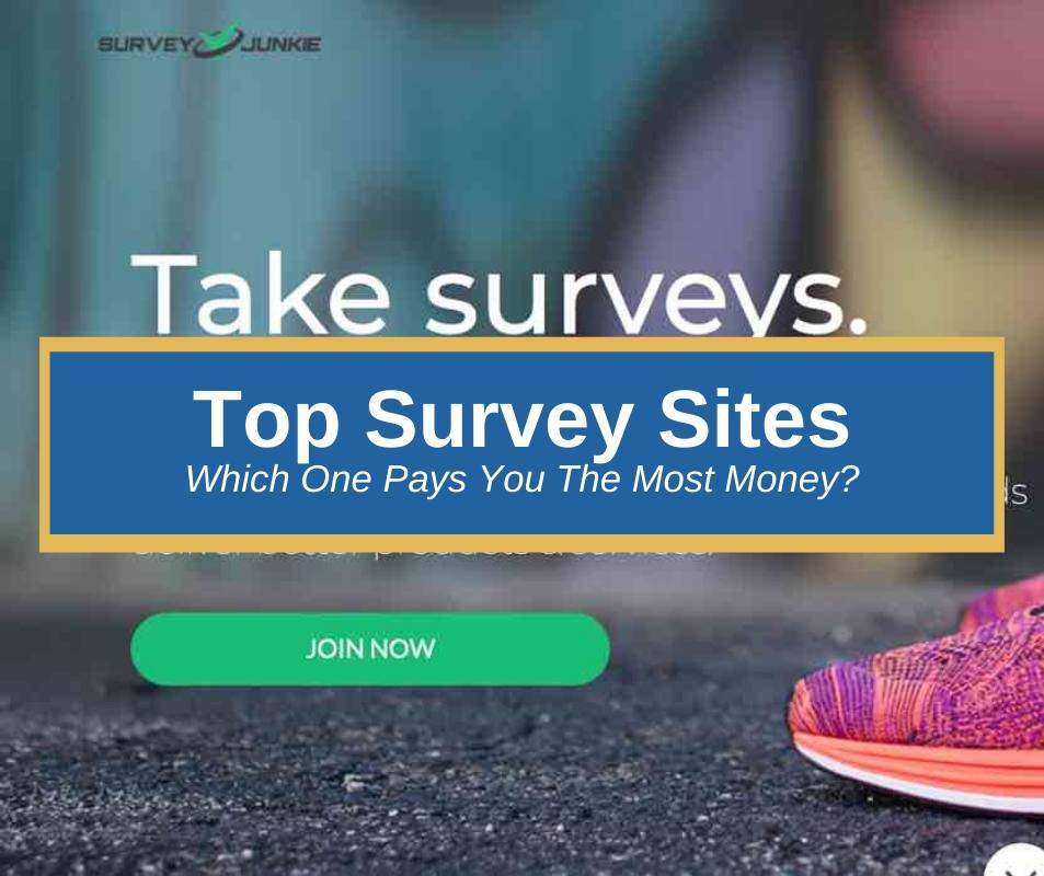 top best survey sites to make money online review
